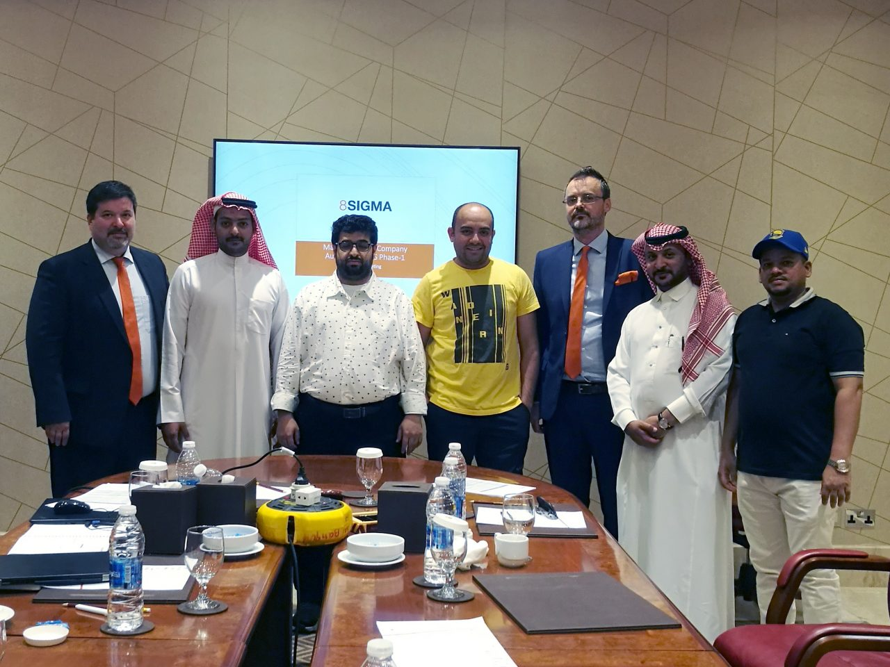 Ma'aden Aluminium engages 8Sigma to implement MES solution